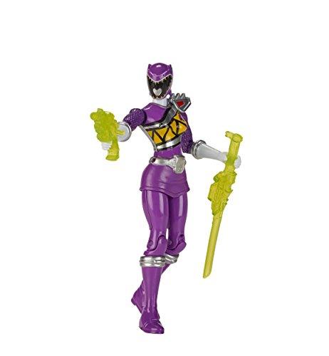 "Power Rangers Dino Super Charge - 5"" Purple Ranger Action..."