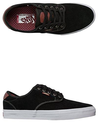 Black Authentic Vans Baskets U Adulte Mixte Mode wa0Y6Pxq