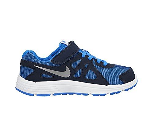 Nike Revolution 2 PSV - Zapatillas de running para niño blue - navy - white