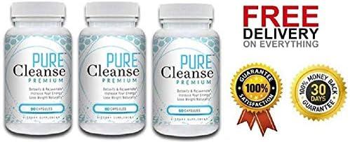 Pure Cleanse Premium Kapseln für 3 Monate, 180 Stück