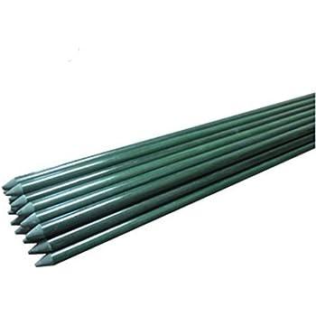 Amazoncom HeavyDuty Steel Plant Stake 4Feet Pack of 20