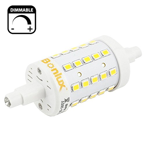 Bonlux R7s Led Dimmable 78mm Daylight 6000k 120v J Type