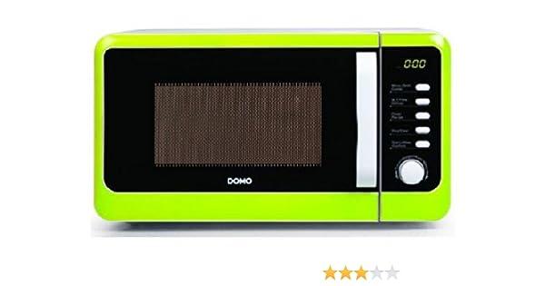 Domo Microondas Moderno Con Grill De 20 Litros DO2015G: Amazon.es ...