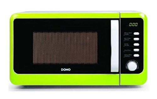 Domo Microondas Moderno Con Grill De 20 Litros DO2015G