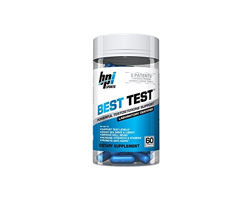BPI Sports Best Capsules Count