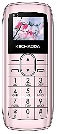 e851e13dc14 Kechaoda K10 Sim Keypad Mini Mobile Phone