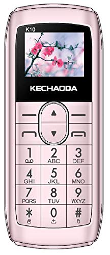 Kechaoda K10 Sim Keypad Mini Mobile Phone Rose Gold