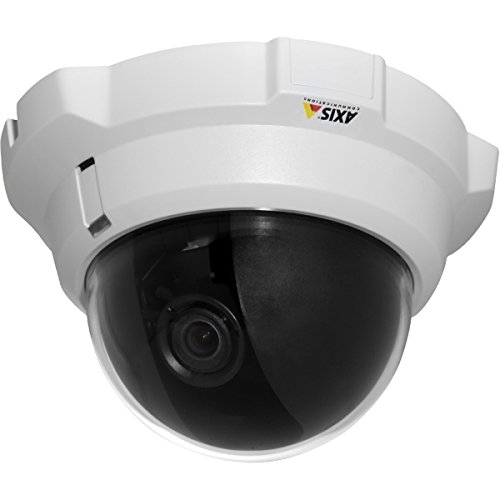 AXIS P3304 Network Camera - Network Camera - Dome - Tamper-Proof - Color - auto iris - vari-Focal - Audio - 10/100 - DC 5 V/PoE