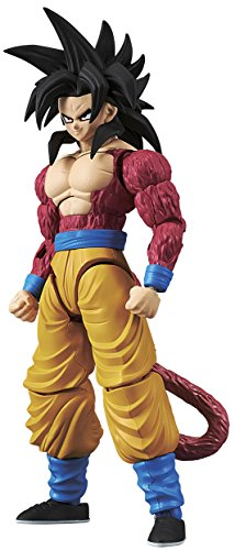 Download Bandai Hobby Standard Super Saiyan 4 Son Goku Dragon Ball GT Action Figure