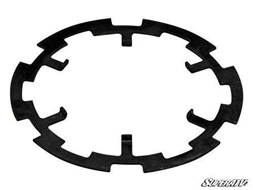 - Replaces OE #s 3235485 See Fitment 3236048 SuperATV Heavy Duty Armature Plate for Polaris RZR