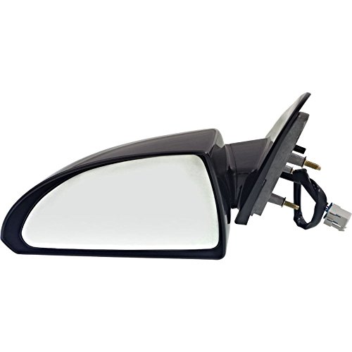 06-14 Impala Limited Lt Driver Mirror Pwr Smooth Housing Textured Base no Heat - Aftermarket Impala Mirror