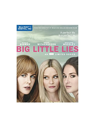 Big Little Lies:Season 1 (2017) (BD) [Blu-ray]