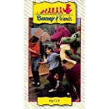 Barney and Friends - Hop To It (VHS)