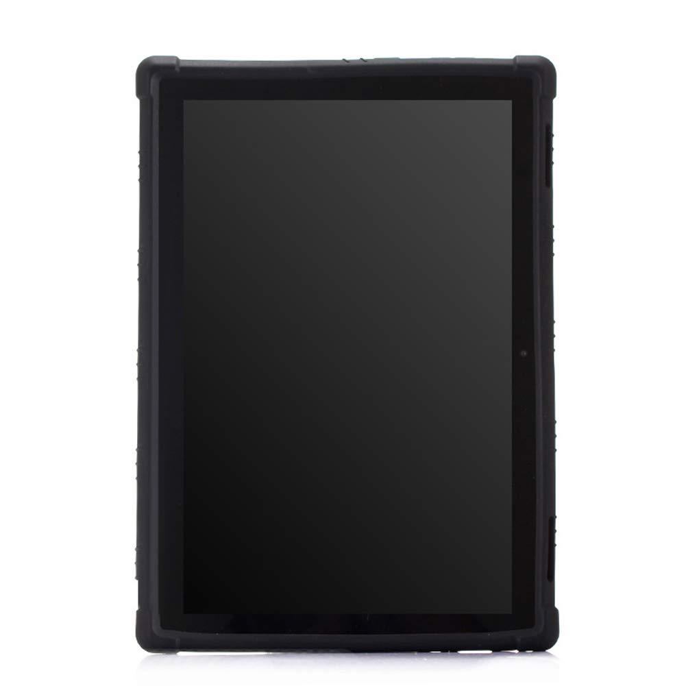 Soporte Silicona Suave Skin Caucho Concha Protectora Cubrir Funda para Lenovo Tab 4 10 Plus B-X304 //Tab 4 10 Plus TB-X704 10.1 Tablet Yudesun Funda para Lenovo Tab 4 10 Plus