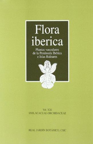 Descargar Libro Flora Ibérica. Vol. Xxi. Smilacaceae-orchidaceae Santiago Castroviejo