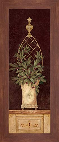 Olive Topiary I by Pamela Gladding - 9