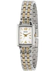 Seiko Womens SXGL59 Dress Two-Tone Watch