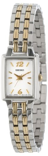 (Seiko Women's SXGL59 Dress Two-Tone Watch)