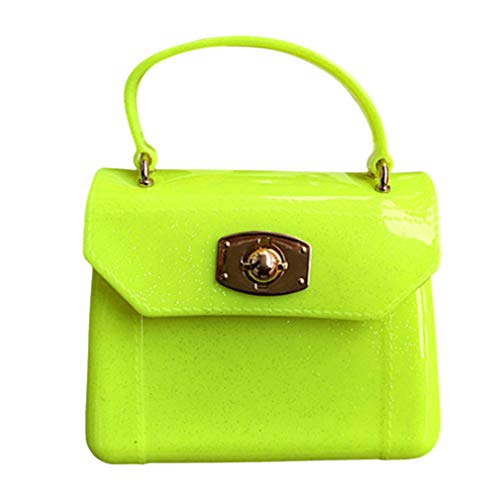 un Mini 2474507 Bolso Hombro translúcido Bag de Bolso Jelly 2474507 Solo gwf7q7