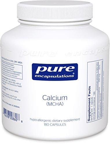Pure Encapsulations Hypoallergenic Supplement Capsules