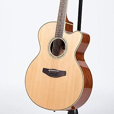 Yamaha cpx700ii-12 12-string Cutaway Guitarra Electroacústica ...
