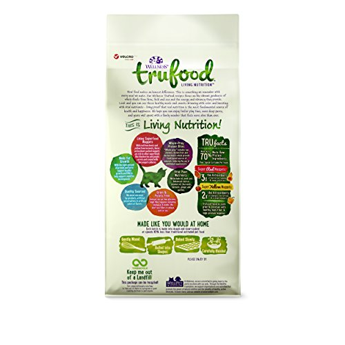 Wellness-TruFood-Baked-Blends-Natural-Grain-Free-Dry-Cat-Food-Kitten-Chicken-Lentils-and-Chicken-Liver-Recipe-2-Pound-Bag