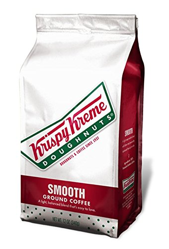 Krispy Kreme Coffee Smooth 12 Oz