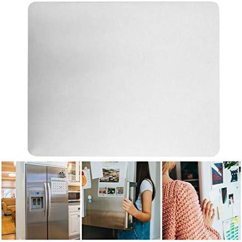 15 cm itYukiko Blocco note cancellabile per frigorifero con lavagna magnetica da 21