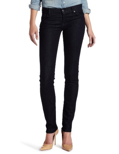 7 For All Mankind Women's Roxanne Slim Fit Jean in New Rinse, ()