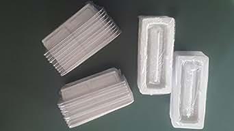 Bandejas de plástico Puerta líquidos 25ml