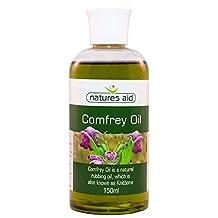 Natures Aid 150ml Comfrey Oil
