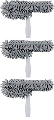 Unger Microfiber Ceiling Fan Duster (3 PACK) by Unger