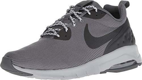Nike Men's Air Max Motion Low Cross Trainer, Grey, Size 9.0
