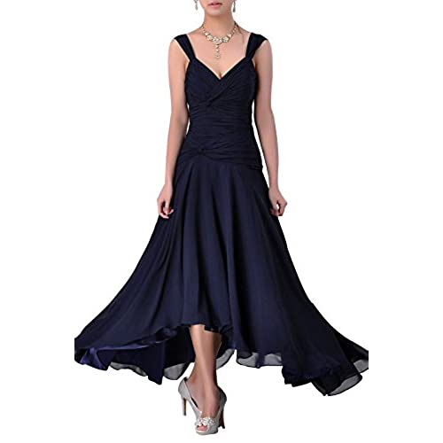 Tea Length Formal Dresses: Amazon.com