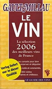 Paperback Le vin [French] Book