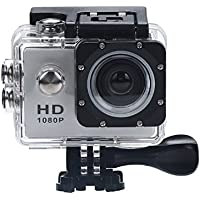 Howley Waterproof Sport Action Camera Camcorder HD 1080P Mini DV for Gopro