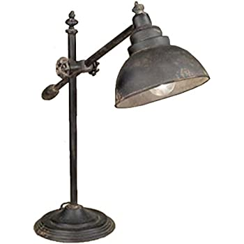 Delicieux Vintage Adjustable Swing Arm Task Lamp