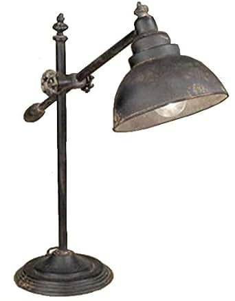 Vintage Adjustable Swing-Arm Task Lamp - - Amazon.com