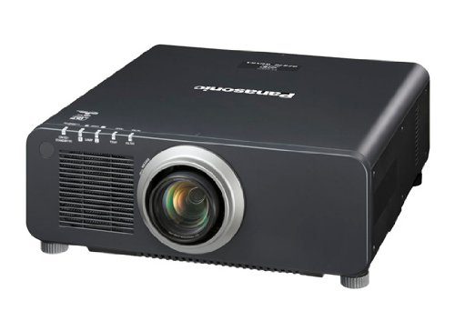 Panasonic PT-DZ870UK 8500 Lumens WUXGA 10000:1 1-Chip DLP Projector