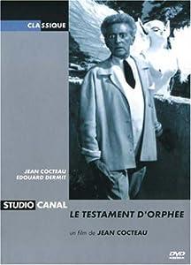 """Afficher """"Le Testament d'Orphée"""""""