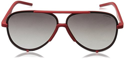 Grey Sf Rojo Polaroid Red PLD S Grey 6017 Pz Sonnenbrille FqxwpgHA0