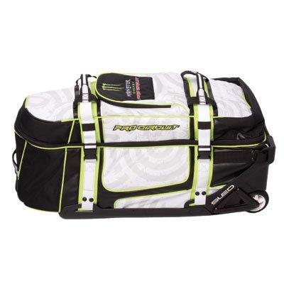 Pro Circuit 55126 Monster Rig Roller Bag (Bag Wheelie Pc Rig 9800) ()
