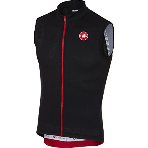 Castelli Entrata 3 Sleeveless Full-Zip Jersey - Men's Light