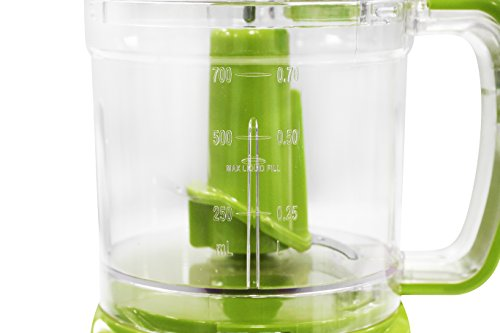 Elite Platinum EFP-7119G Maxi-Matic 3 Cup Food Processor