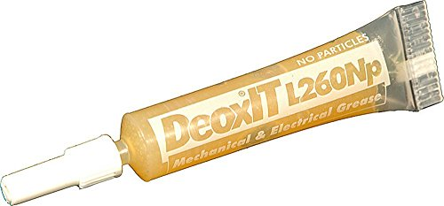 DeoxITL260 Grease L260Np, single dose squeeze tube no part - L260-N2G by CAIG Laboratories