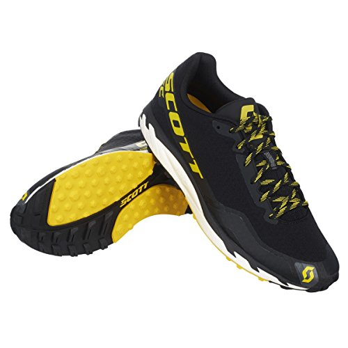 Scott Kinabalu RC Black Yellow Schwarz