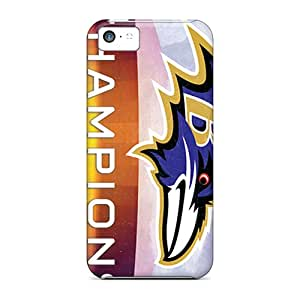 New Diy Design Baltimore Ravens For Iphone 5c Cases Comfortable For Lovers And Friends For Christmas Gifts