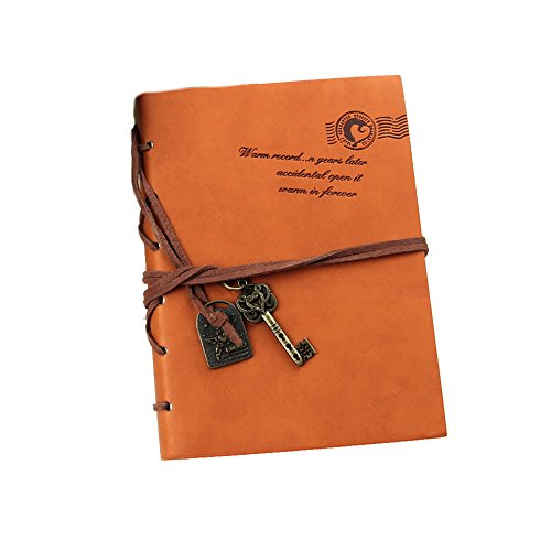 HeroNeo Classic Vintage Leather Notebook