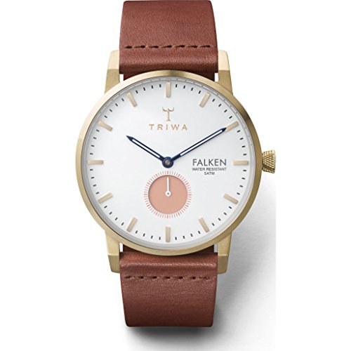 Triwa Coral Falken Watch | Brown Classic