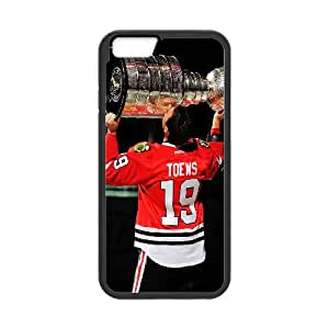 Chicago Blackhawks iPhone 6 4.7 Inch Cell Phone Case Black O4491885